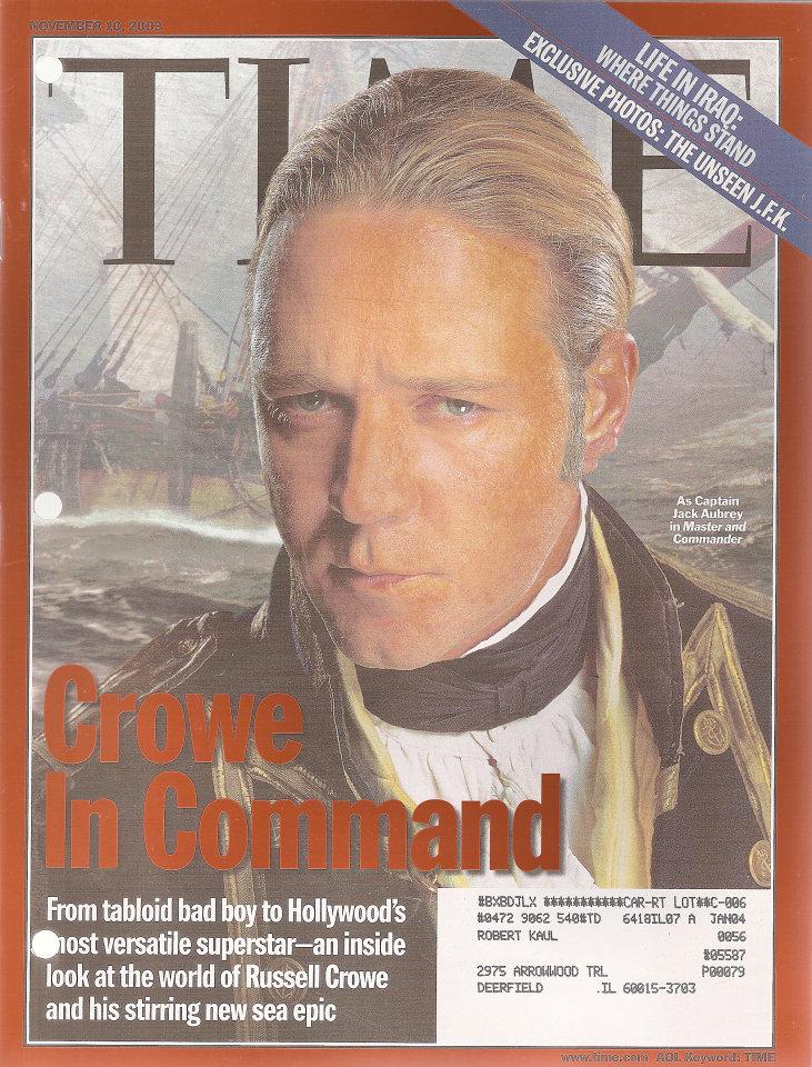 Time  Nov 10,2003