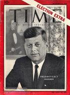 Time  Nov 16,1960 Magazine