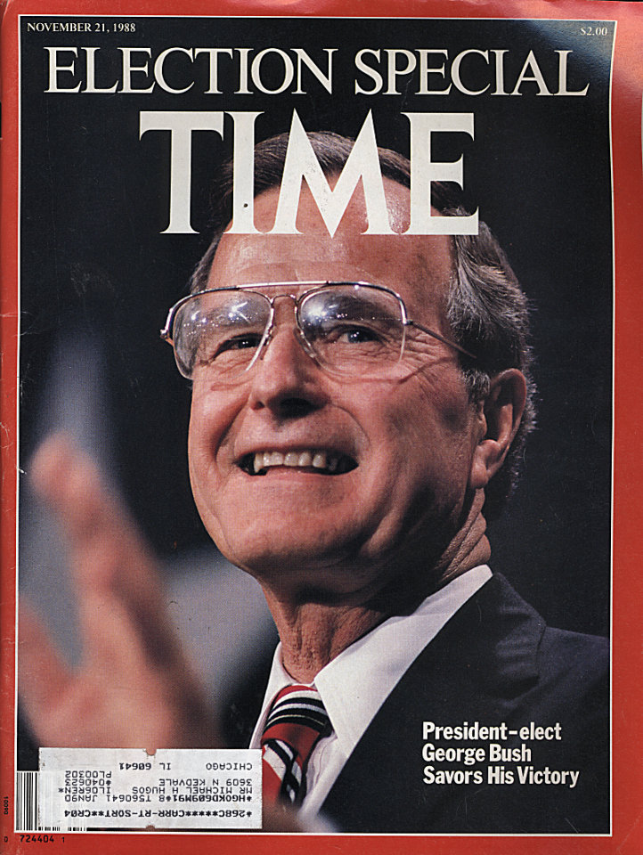 Time  Nov 21,1988