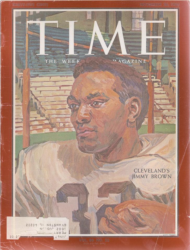 Time  Nov 26,1965