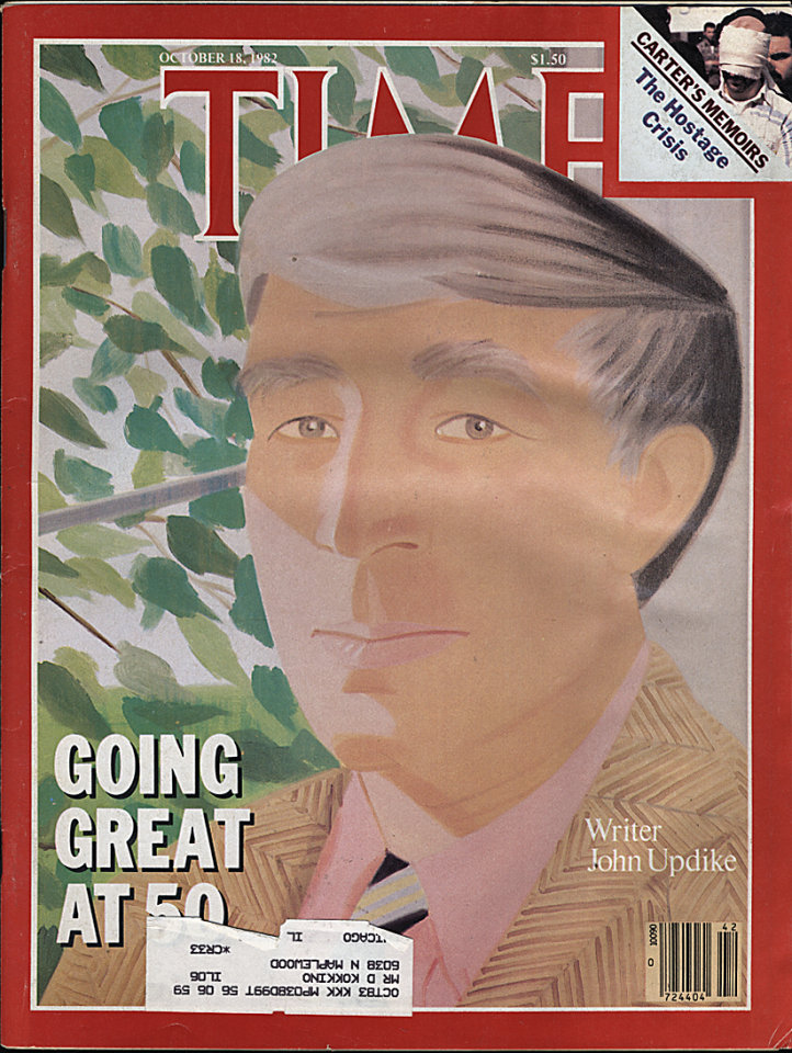 Time  Oct 18,1982