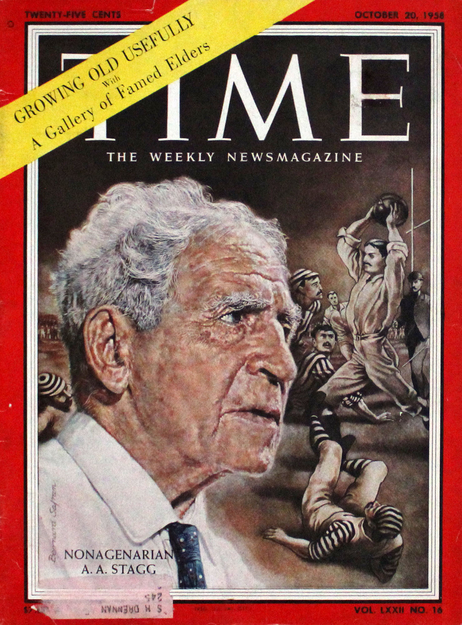 Time  Oct 20,1958