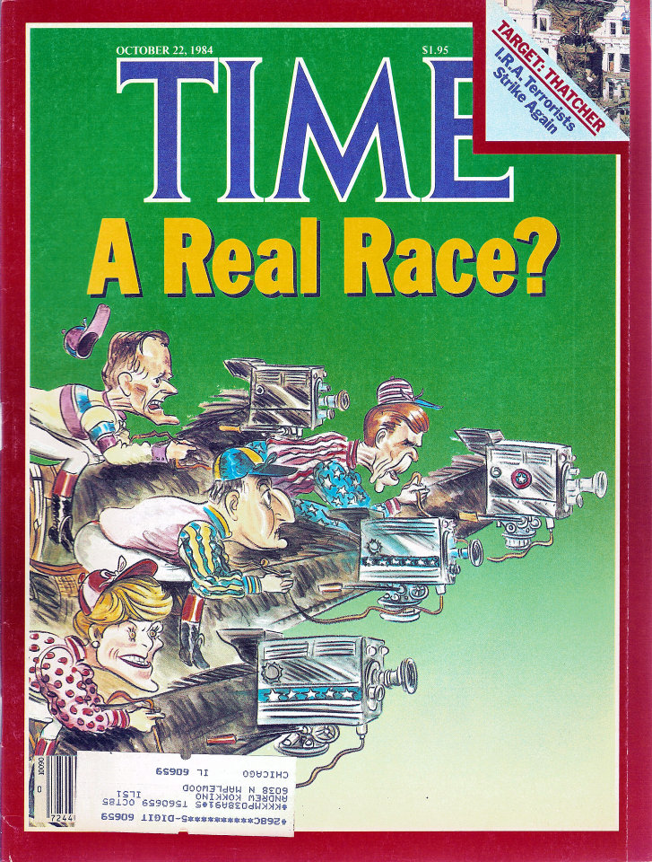 Time  Oct 22,1984