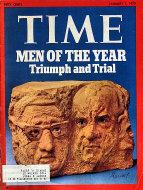 Time Vol. 101 No. 1 Magazine