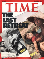 Time Vol. 105 No. 13 Magazine