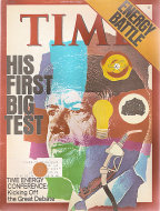 Time Vol. 109 No. 17 Magazine