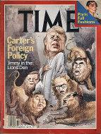 Time Vol. 110 No. 6 Magazine