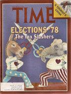 Time Vol. 112 No. 17 Magazine