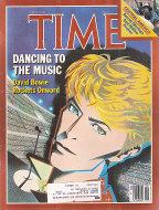 Time Vol. 122 No. 3 Magazine