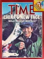 Time Vol. 123 No. 18 Magazine
