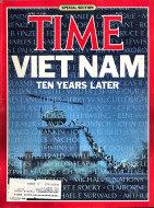 Time Vol. 125 No. 15 Magazine