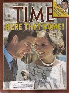 Time Vol. 126 No. 19 Magazine