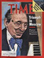 Time Vol. 127 No. 18 Magazine