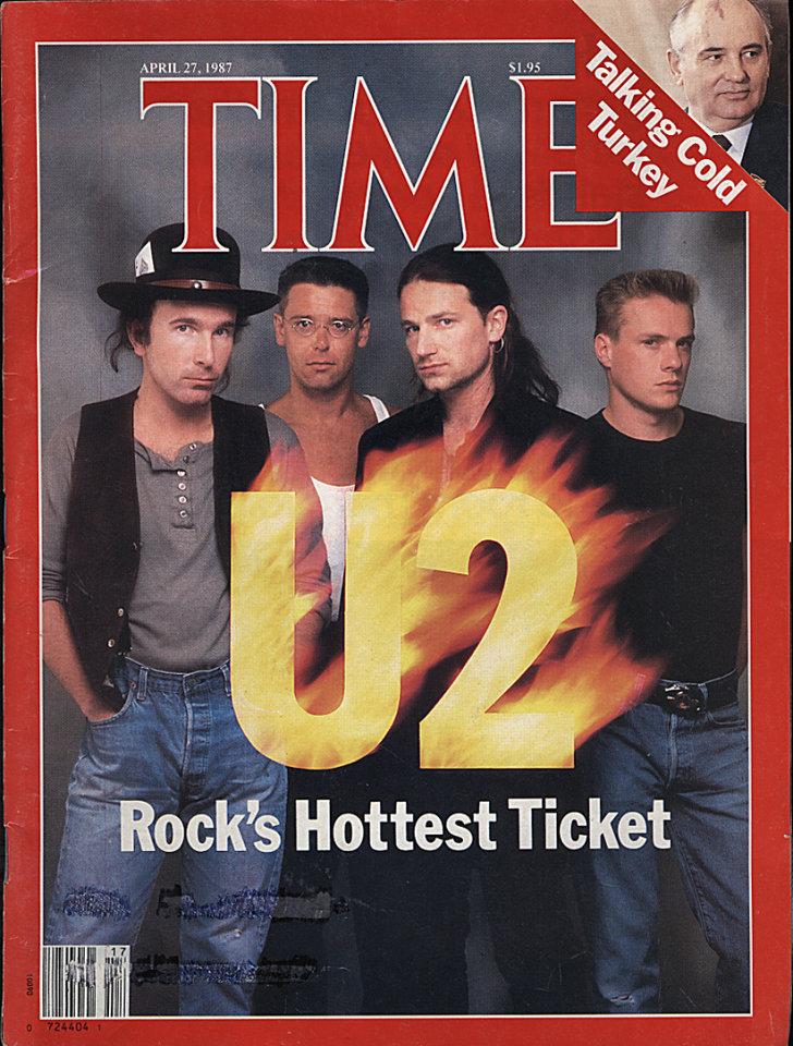 Time Vol. 129 No. 17