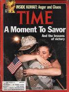 Time Vol. 137 No. 11 Magazine