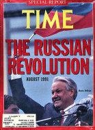 Time Vol. 138 No. 9 Magazine