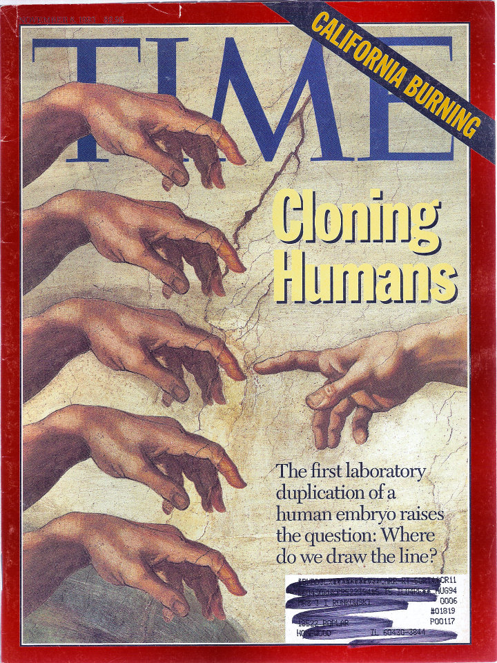 essay on the cloning