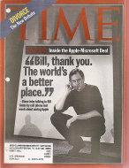 Time Vol. 150 No. 7 Magazine