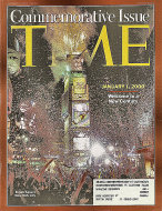 Time Vol. 155 No. 1 Magazine