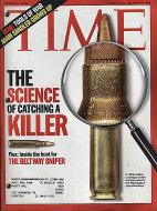 Time Vol. 160 No. 17 Magazine