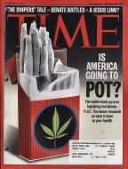Time Vol. 160 No. 19 Magazine