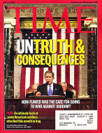 Time Vol. 162 No. 3 Magazine