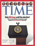 Time Vol. 169 No. 6 Magazine
