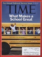Time Vol. 176 No. 12 Magazine