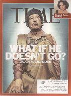 Time Vol. 177 No. 13 Magazine