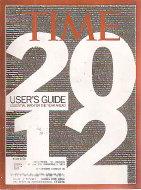 Time Vol. 179 No. 1 Magazine