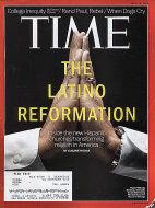 Time Vol. 181 No. 14 Magazine