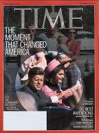 Time Vol. 182 No. 22 Magazine