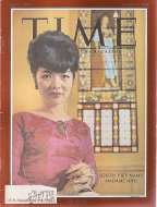 Time Vol. 82 No. 6 Magazine