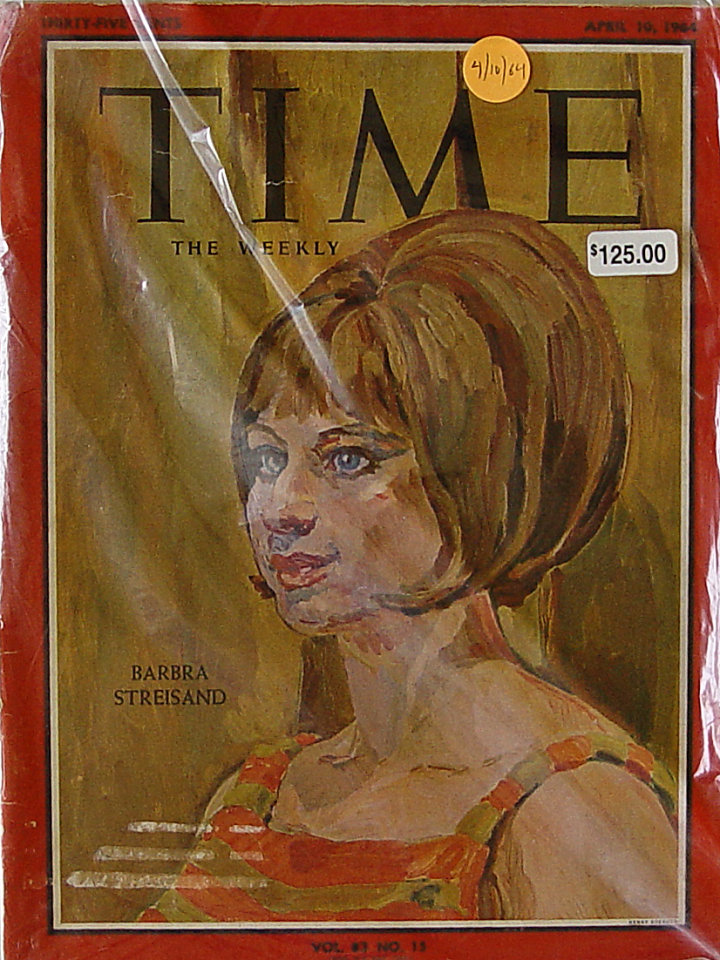 Time Vol. 83 No. 15