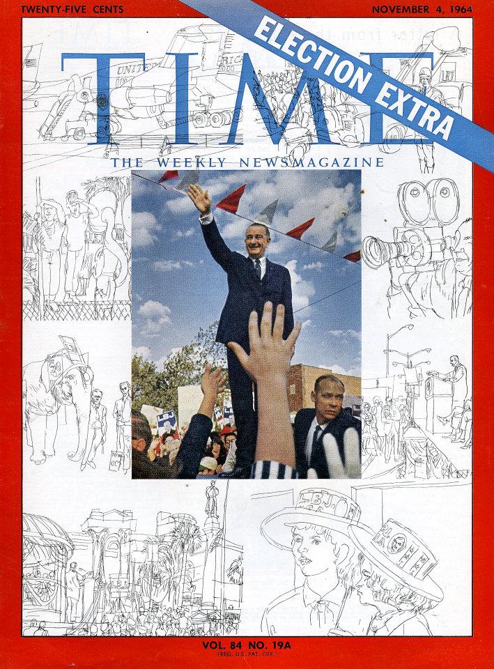 Time Vol. 84 No. 19A