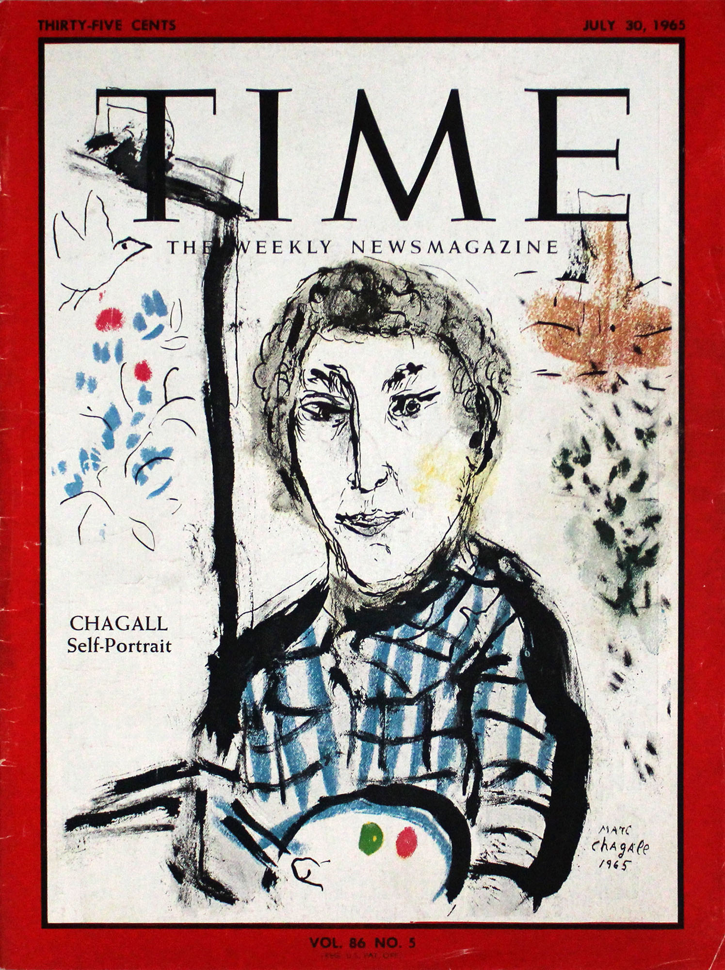 Time Vol. 86 No. 5