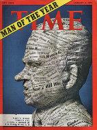 Time Vol. 99 No. 1 Magazine