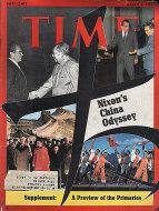 Time Vol. 99 No. 10 Magazine