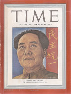 Time Vol. LIII No. 6 Magazine