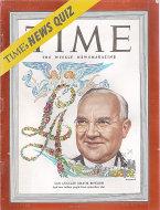 Time Vol. LIV No. 1 Magazine