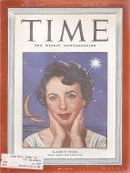 Time Vol. LIV No. 8 Magazine