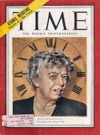 Time Vol. LIX No. 14 Magazine