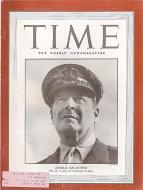 Time Vol. LVI No. 2 Magazine