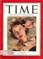 Time Vol. LVIII No. 10 Magazine
