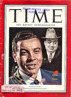Time Vol. LVIII No. 6 Magazine