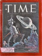 Time Vol. LX No. 23 Magazine