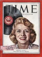 Time Vol. LXI No. 8 Magazine