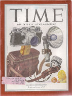 Time Vol. LXII No. 18 Magazine