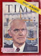 Time Vol. LXIV No. 14 Magazine