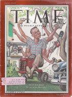 Time Vol. LXIV No. 5 Magazine
